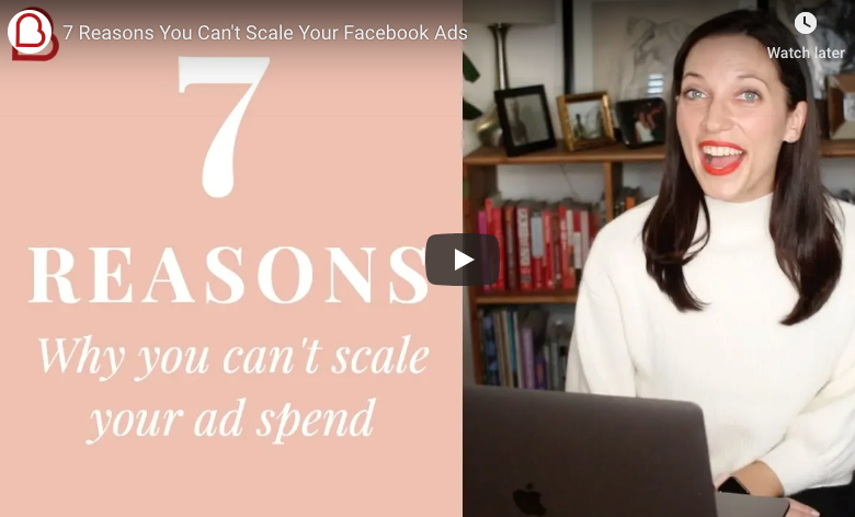 How to Scale Your Facebook Ads to $100,000+ per month