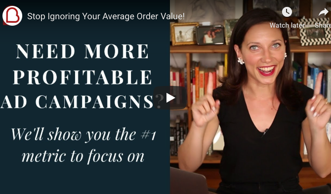 Stop Ignoring Your Average Order Value