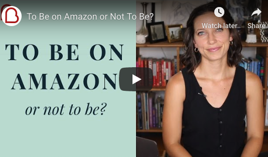 To Be on Amazon or Not To Be?