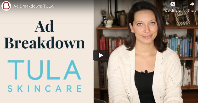 TULA's Facebook Ads: Inside Look